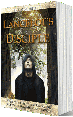 front cover of Lancelot's Disciple